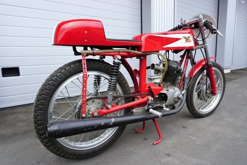 1964 Moto Morini 125 For Sale (picture 1 of 5)