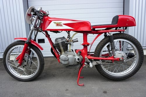 1964 Moto Morini 125 For Sale (picture 4 of 5)