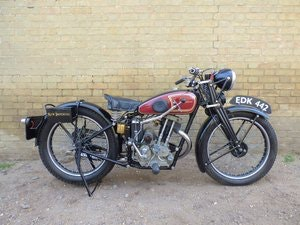 Picture of 1938 New Imperial Model 23 Unit Minor 150cc SOLD