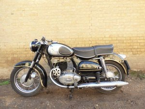 Picture of 1952 Puch SGS 250cc SOLD