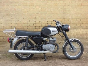 Picture of c1975 MZ TS 250cc SOLD