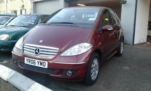 Picture of 2006 MERCEDES A 150 SOLD