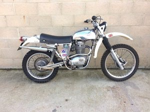 Picture of 1968 Cheney BSA 441 Victor Enduro SOLD