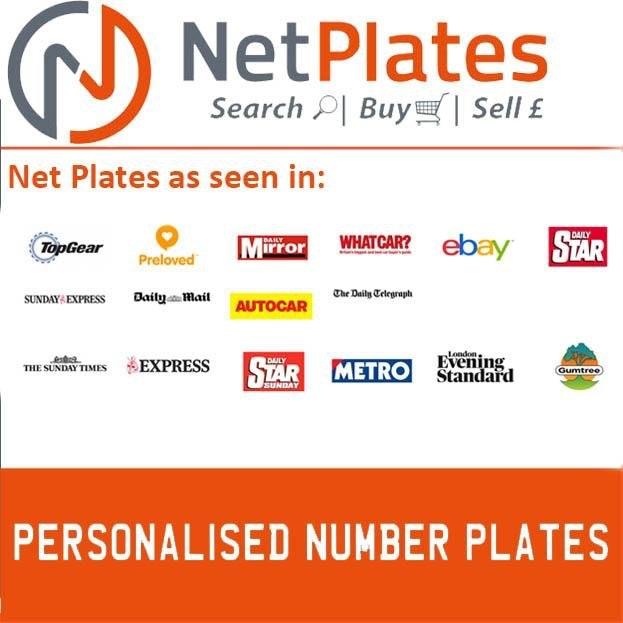 WAV 9S PERSONALISED PRIVATE CHERISHED DVLA NUMBER PLATE For Sale (picture 4 of 5)