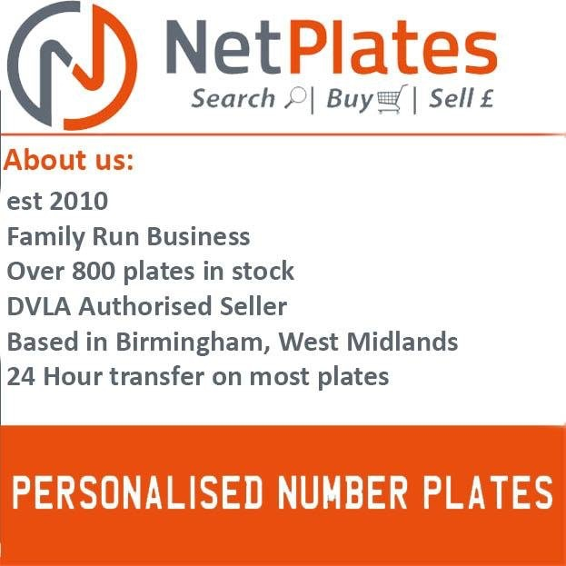 GAZ 7888 PERSONALISED PRIVATE CHERISHED DVLA NUMBER PLATE For Sale (picture 2 of 5)