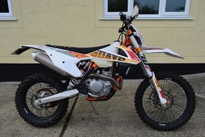 Picture of KTM 500 EXC-F 2017 6-Days  SOLD