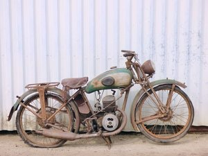 Picture of 1953 Alcyon Model No.25 Standard 125cc SOLD