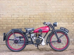 Picture of 1938 Carlton 122cc SOLD