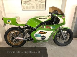 Picture of 1980 Harris Magnum 1 Kawasaki Z1 SOLD