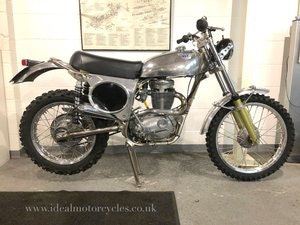 Picture of 1971 Cheney BSA B50 ISDT Replica SOLD