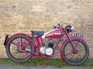 Picture of 1953 Bown Standard 98cc SOLD