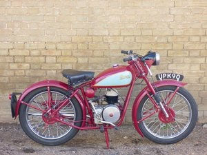 Picture of 1954 Bown TT 122cc SOLD