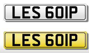 Picture of 1975 Registration Number  LES 601P For Sale