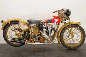 Picture of Motosacoche Model 310 1928 350cc 1 cyl ohv For Sale