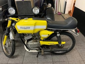 Picture of 1972 MALAGUTI CAFE RACER 50cc MOPED For Sale