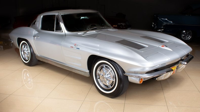 1963 Chevrolet Corvette Fuelie Coupe Slit(~)Window Rare $249 For Sale (picture 2 of 6)