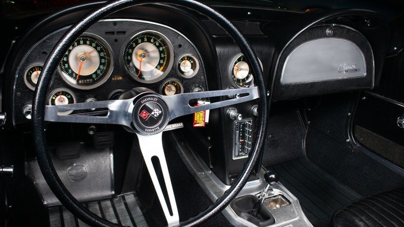 1963 Chevrolet Corvette Fuelie Coupe Slit(~)Window Rare $249 For Sale (picture 4 of 6)