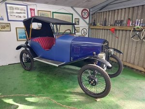 Picture of 1928 1926 Lafitte Cyclecar. 740cc Radial Engine For Sale