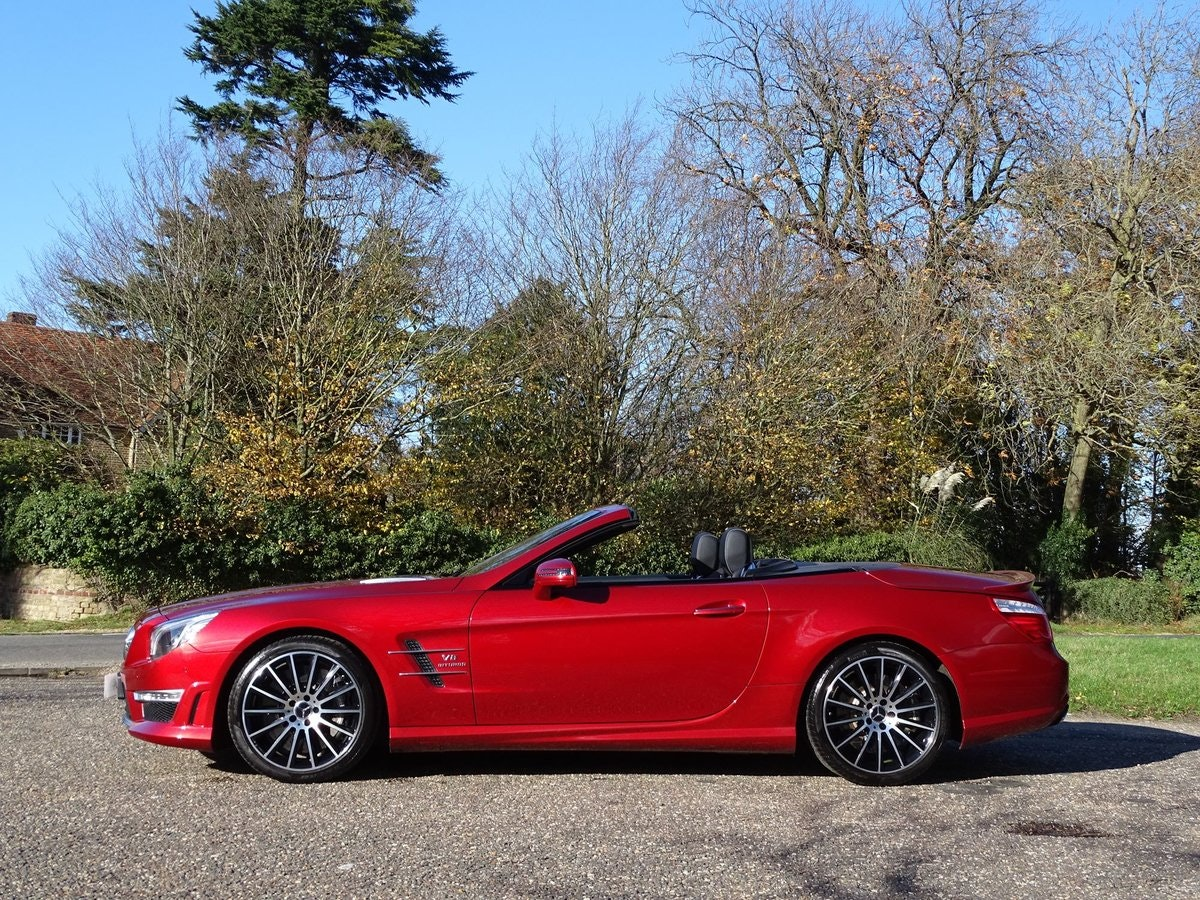 201464 Mercedes-Benz SL 63 AMG SOLD (picture 2 of 20)