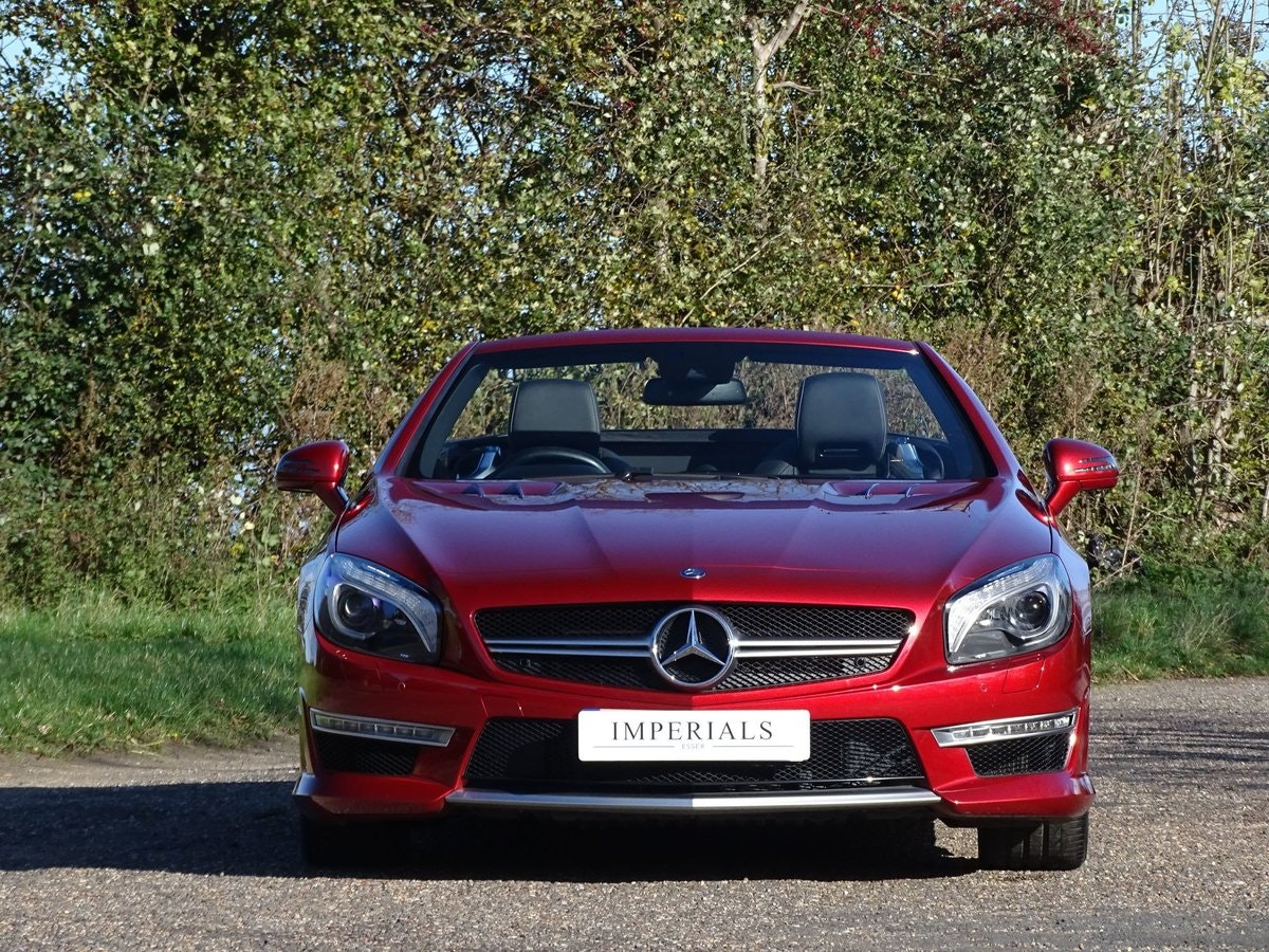 201464 Mercedes-Benz SL 63 AMG SOLD (picture 11 of 20)