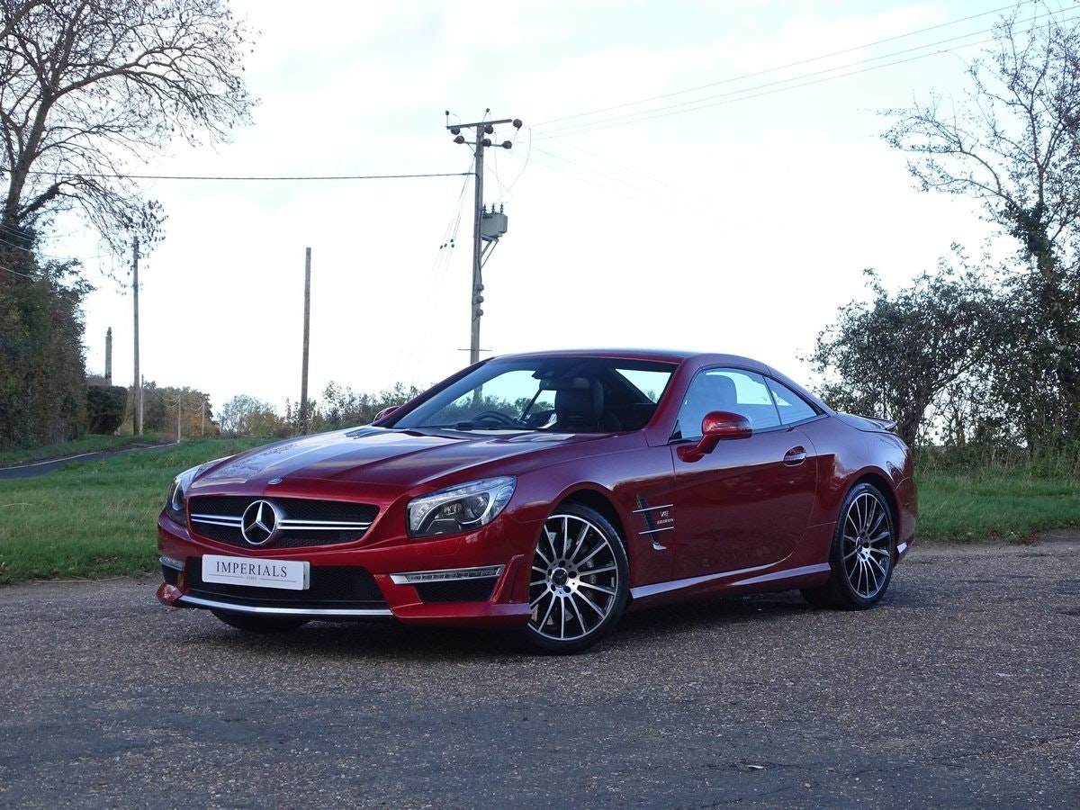 201464 Mercedes-Benz SL 63 AMG SOLD (picture 20 of 20)