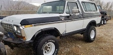 1979 Ford Bronco Ranger XLT 4x4 SUV Project 4 speed $7.9k For Sale (picture 1 of 6)