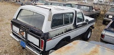 1979 Ford Bronco Ranger XLT 4x4 SUV Project 4 speed $7.9k For Sale (picture 2 of 6)