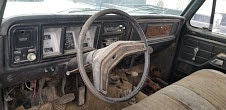 1979 Ford Bronco Ranger XLT 4x4 SUV Project 4 speed $7.9k For Sale (picture 4 of 6)