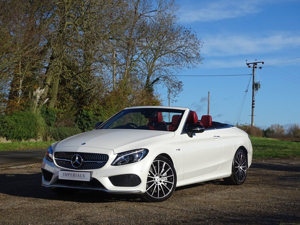 201666 Mercedes-Benz C43 AMG SOLD (picture 1 of 20)