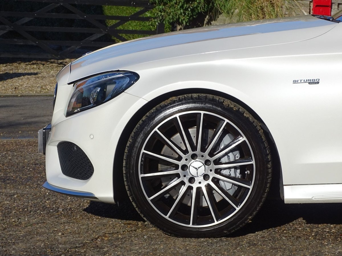 201666 Mercedes-Benz C43 AMG SOLD (picture 6 of 20)