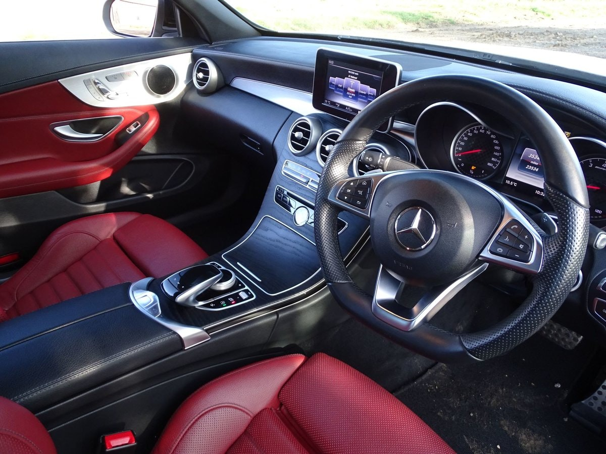 201666 Mercedes-Benz C43 AMG SOLD (picture 7 of 20)