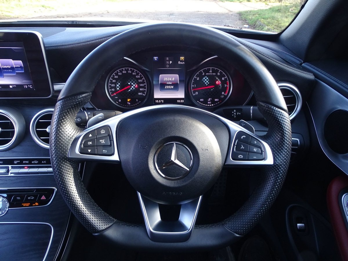 201666 Mercedes-Benz C43 AMG SOLD (picture 8 of 20)