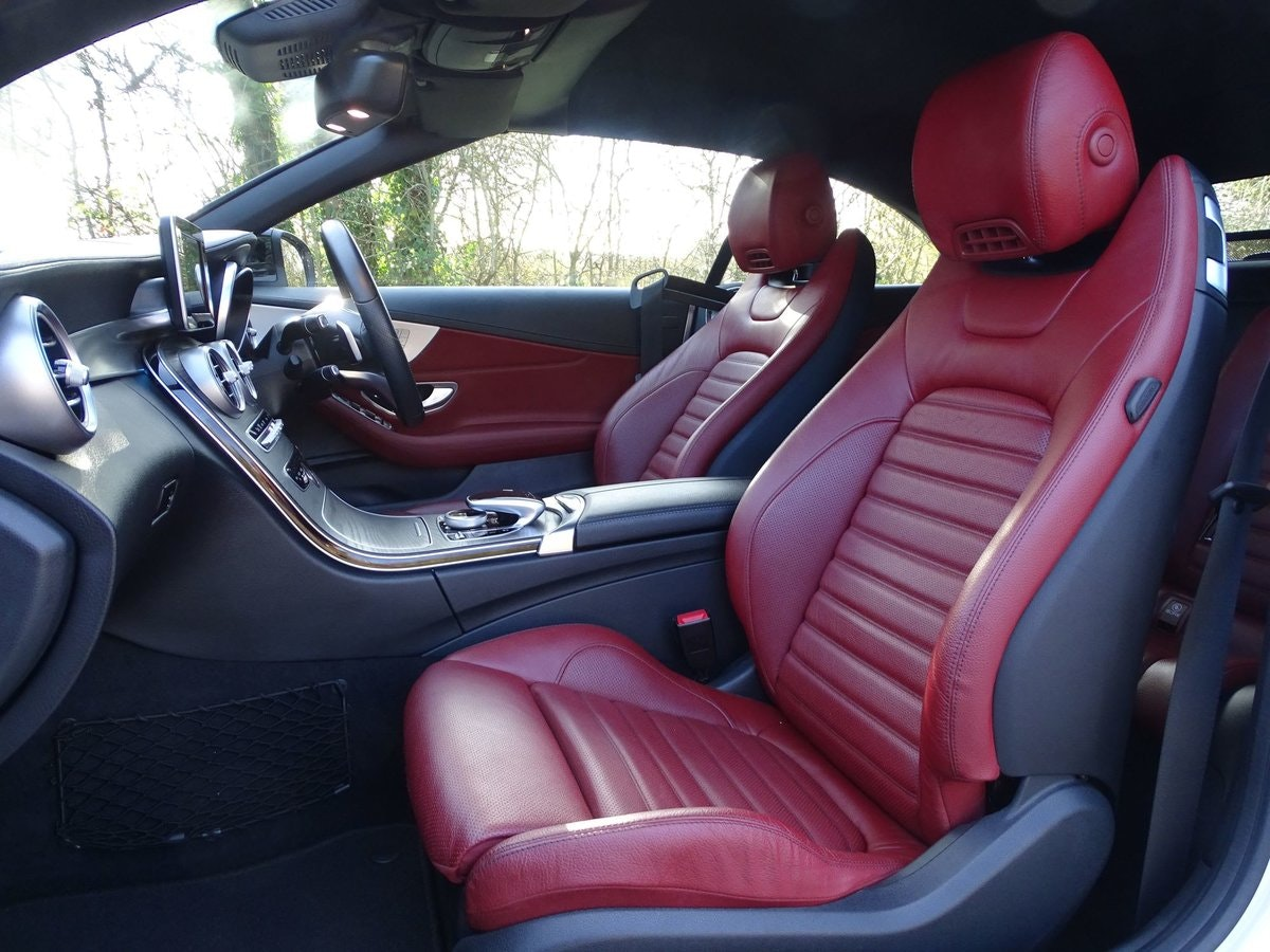 201666 Mercedes-Benz C43 AMG SOLD (picture 13 of 20)