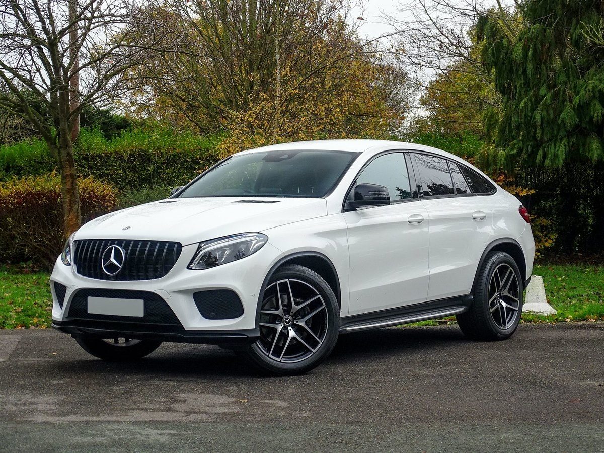 2019 Mercedes-Benz GLE-CLASS For Sale (picture 1 of 18)
