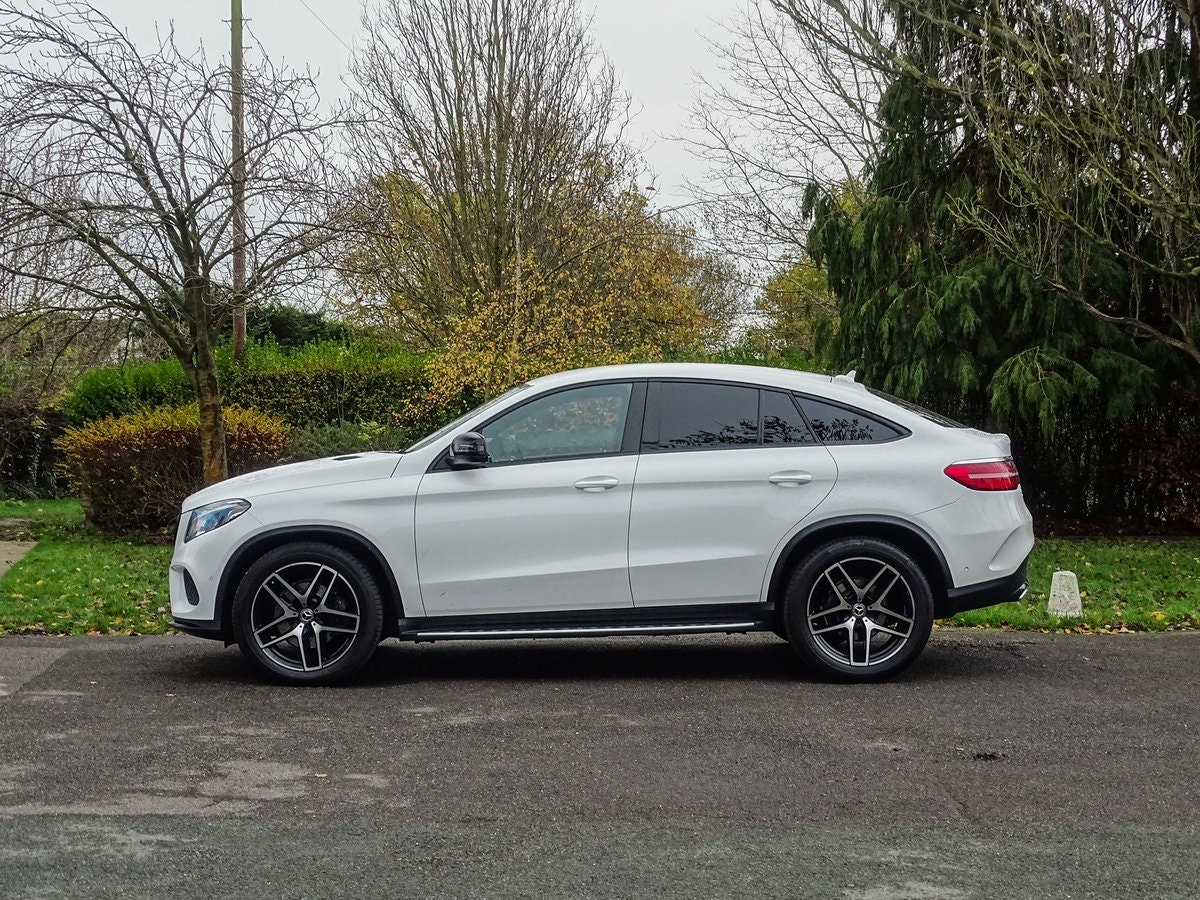2019 Mercedes-Benz GLE-CLASS For Sale (picture 2 of 18)