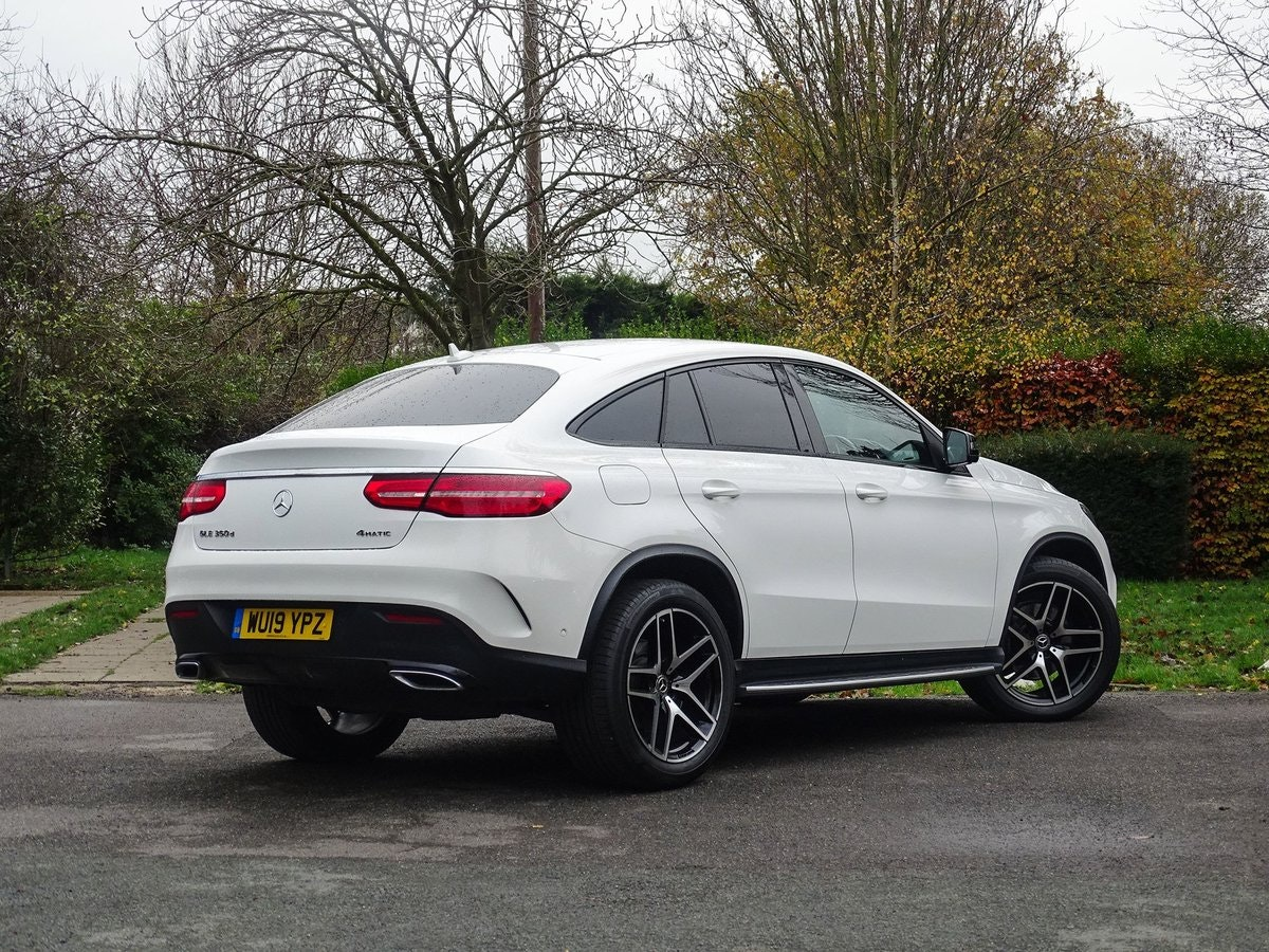 2019 Mercedes-Benz GLE-CLASS For Sale (picture 4 of 18)