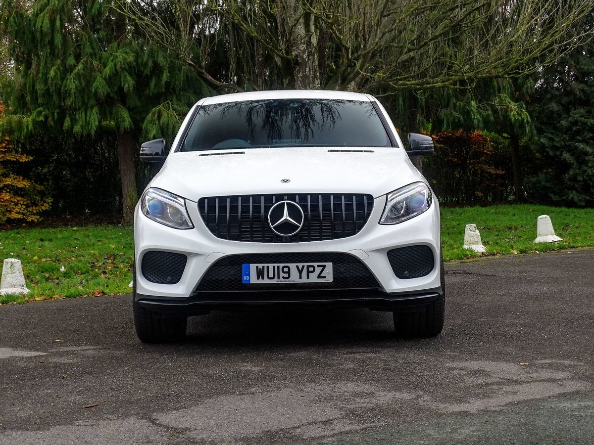 2019 Mercedes-Benz GLE-CLASS For Sale (picture 9 of 18)