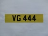 Registration Number VG444 at ACA 27th and 28th February