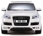 S84 GGA PERSONALISED PRIVATE CHERISHED DVLA NUMBER PLATE FOR