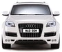NAD 66M PERSONALISED PRIVATE CHERISHED DVLA NUMBER PLATE FOR