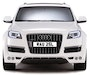 RAU 25L PERSONALISED PRIVATE CHERISHED DVLA NUMBER PLATE FOR