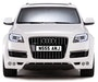 N555 ANJ PERSONALISED PRIVATE CHERISHED DVLA NUMBER PLATE FO