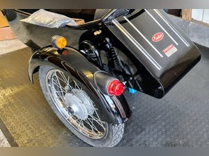2021 New Royal Retro Sidecar For Sale (picture 3 of 5)