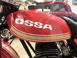 1977 OSSA 250 DESERT PHANTOM (CONVERSION RACING) For Sale (picture 11 of 12)
