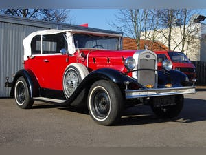 1972 Glassic - Ford Model A replica - International Harvester Sco For Sale (picture 1 of 12)