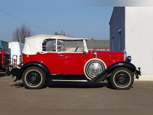 1972 Glassic - Ford Model A replica - International Harvester Sco For Sale (picture 2 of 12)