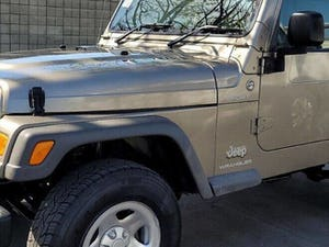 2006 Jeep Wrangler Sport RHD Sport SUV 4WD clean driver For Sale (picture 2 of 12)