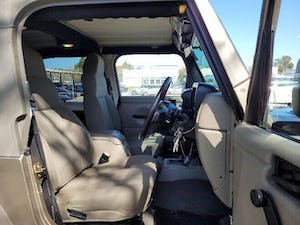 2006 Jeep Wrangler Sport RHD Sport SUV 4WD clean driver For Sale (picture 5 of 12)