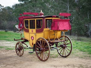 1860s VICE REGAL CEREMONIAL TOWN COACH - Maharajah of Mysore For Sale by Auction (picture 3 of 12)