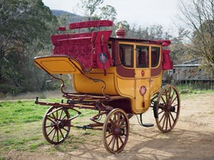 1860s VICE REGAL CEREMONIAL TOWN COACH - Maharajah of Mysore For Sale by Auction (picture 4 of 12)